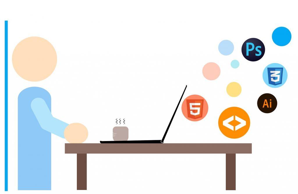 Web制作会社で働きたい方へ