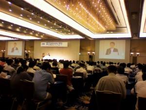 ITCカンファレンス2011に参加しました。